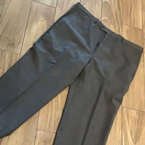Tropical Wool Twill Pant